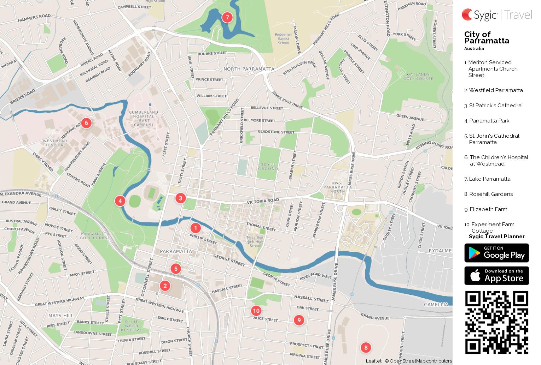 city-of-parramatta-printable-tourist-map