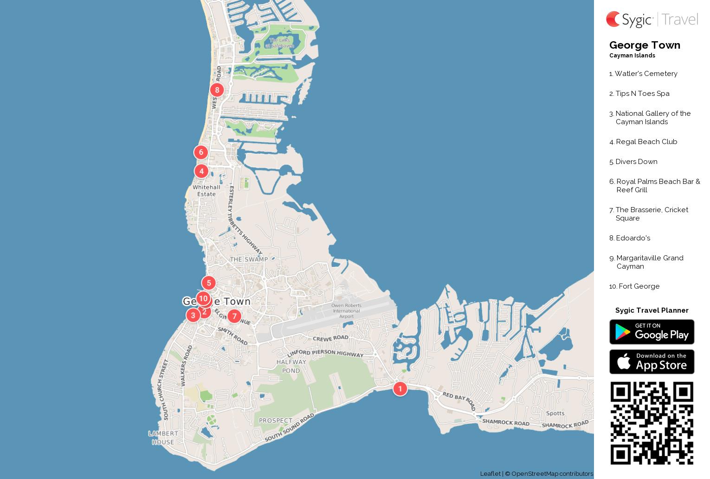 Map Of Cayman Islands Winter Park Ski Map Grapevine Map - Cayman islands map caribbean