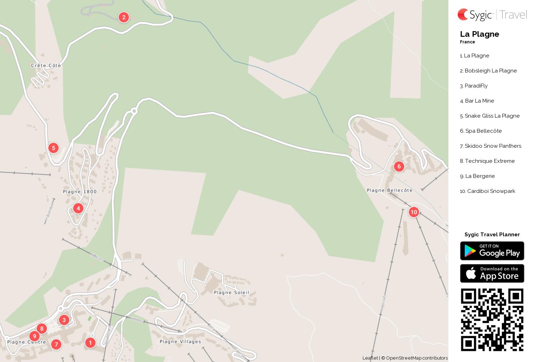 la-plagne-printable-tourist-map