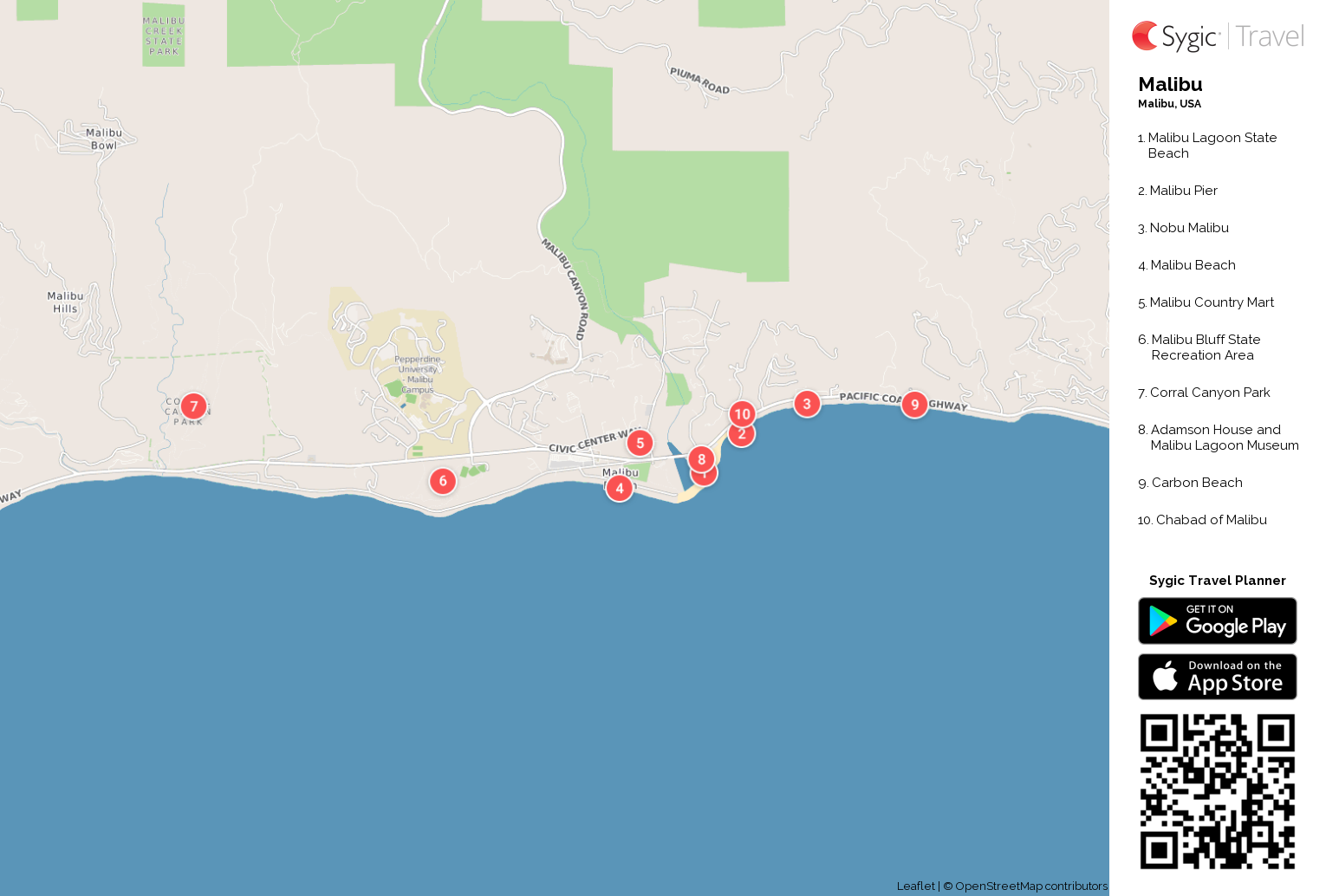 malibu-printable-tourist-map