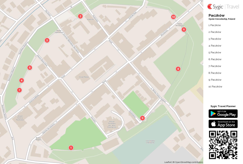 paczkow-printable-tourist-map