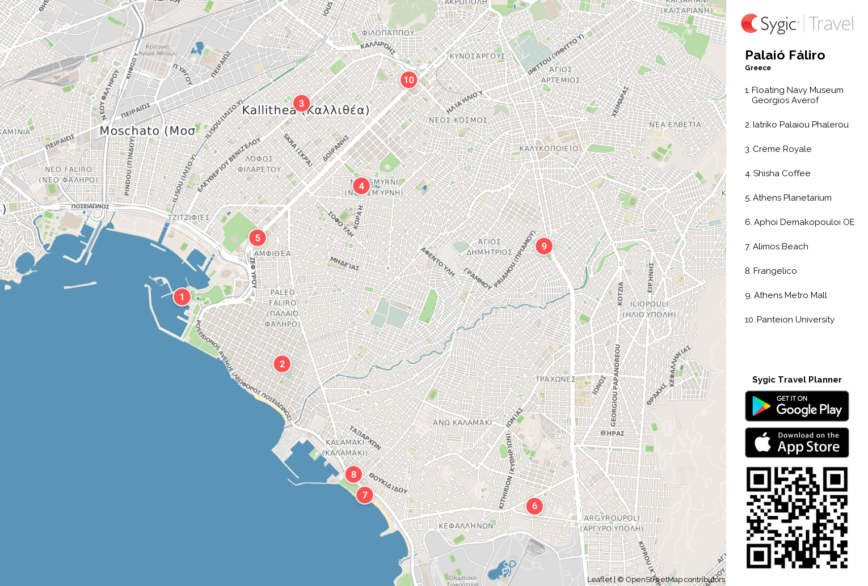 palaio-faliro-printable-tourist-map