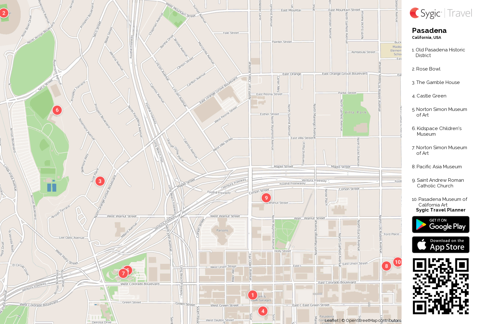 pasadena-printable-tourist-map