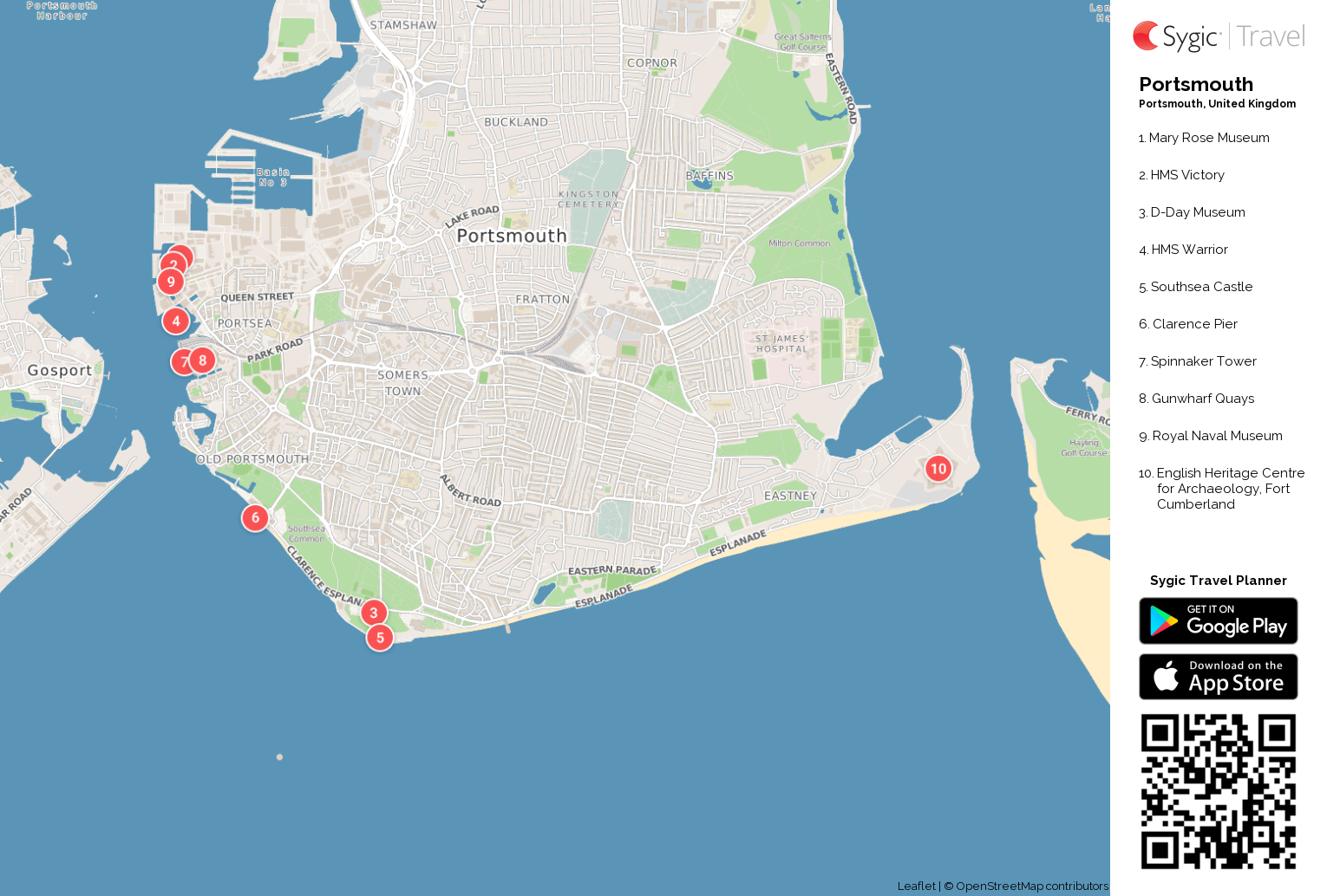 portsmouth-printable-tourist-map
