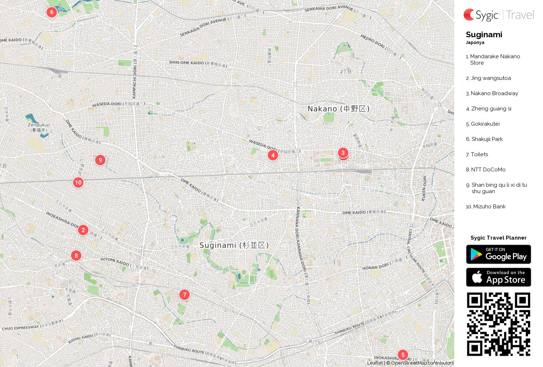 suginami-yazdirilabilen-turistik-harita