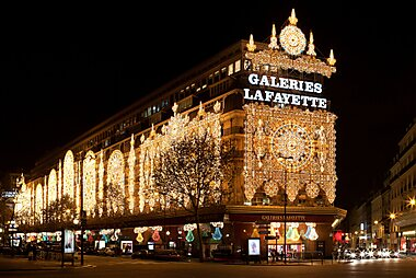 popular shopping places in paris sygic travel
