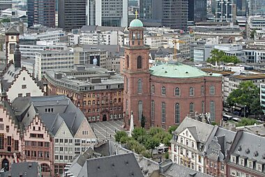 Frankfurt am Main Printable Tourist Map Sygic Travel