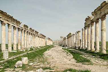 Top Tourist Attractions In Syria Sygic Travel