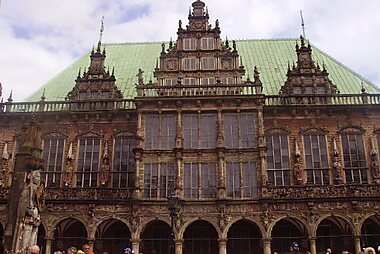 Bremen Printable Tourist Map Sygic Travel