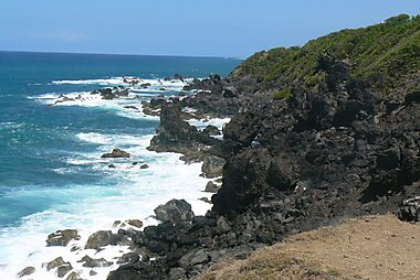 What to see in saint kitts and nevis sygic travel black rocks publicscrutiny Images