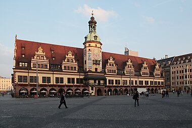 What To See In Leipzig Sygic Travel