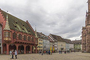 Freiburg im Breisgau Printable Tourist Map Sygic Travel