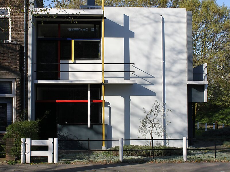 Haus Schröder rietveld schröder haus in utrecht the netherlands sygic travel