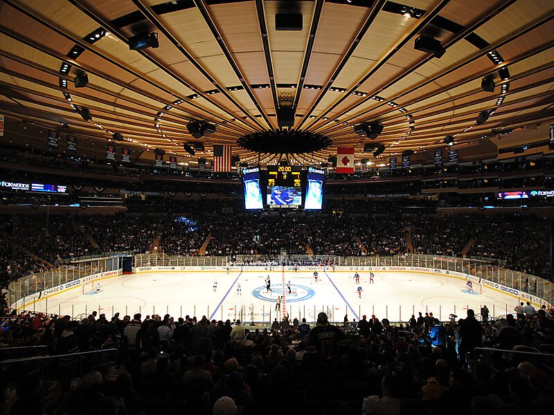 Madison Square Garden In New York City Usa Sygic Travel