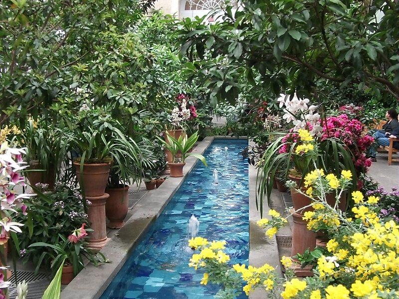 united states botanic garden in washington dc usa sygic travel - Botanical Garden Washington Dc