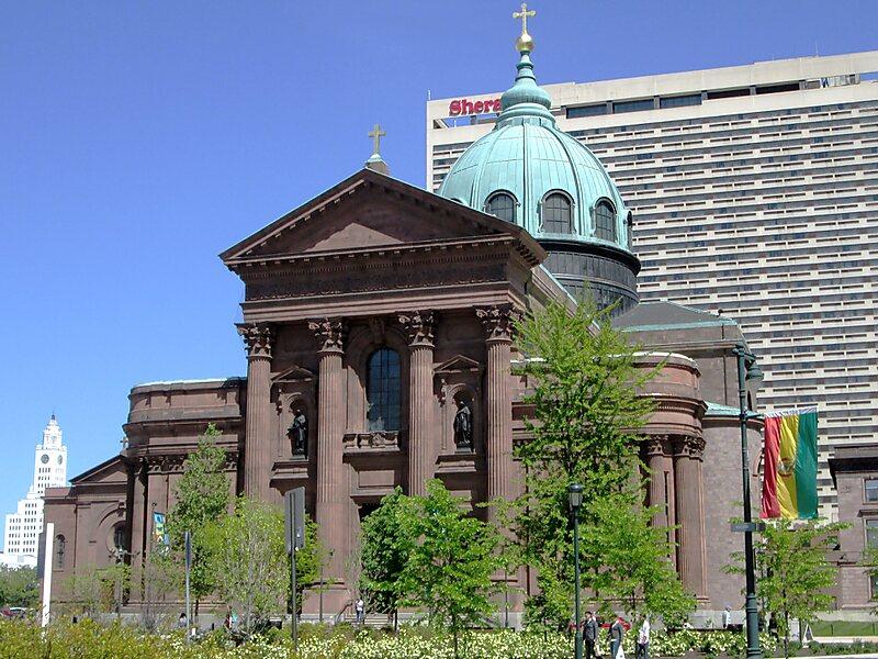 Basílica-Catedral de São Pedro e Paulo - Filadélfia, Estados Unidos da  América | Sygic Travel