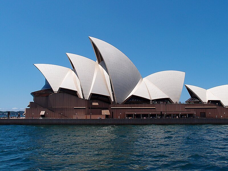 sydney opera house in sydney australi sygic travel. Black Bedroom Furniture Sets. Home Design Ideas