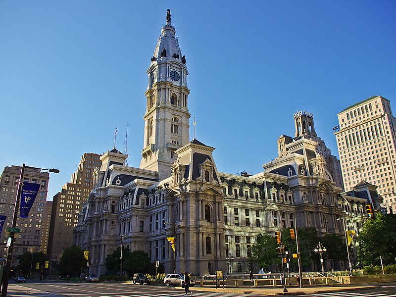 State Office Building Phila Pa