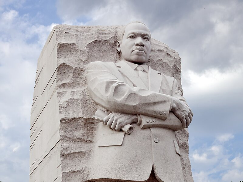 Martin Luther King Jr Memorial In Washington D C Usa Sygic Travel