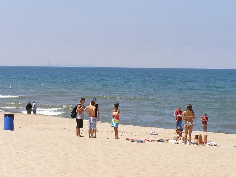 Indiana Dunes National Lakes Lake View Beach In Beverly Ss Usa Sygic Travel