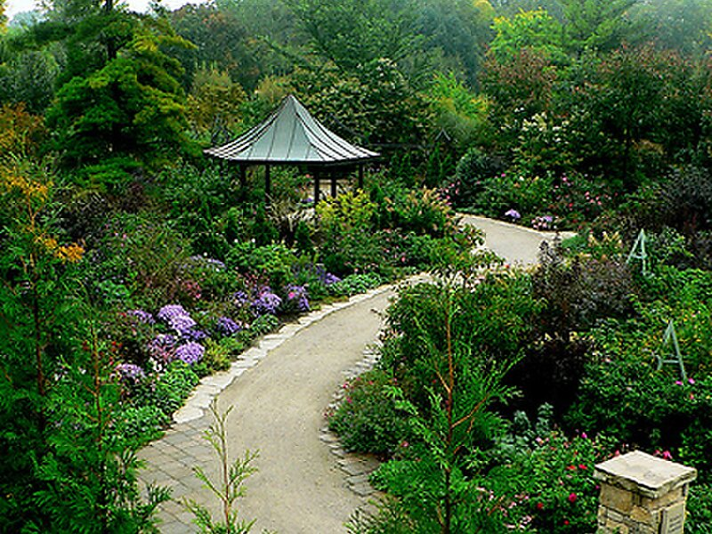 Olbrich Botanical Gardens in Madison, USA | Sygic Travel