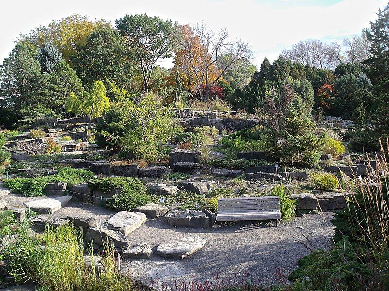 botanical garden montreal in montreal canada sygic travel. Black Bedroom Furniture Sets. Home Design Ideas