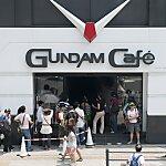 Gundam Cafe Tokyo, Japan