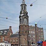 Muntplein Amsterdam, Netherlands
