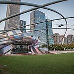 Jay Pritzker Pavilion Chicago, USA