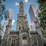 Chicago Water Tower Chicago, USA
