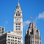 Wrigley Building Chicago, USA