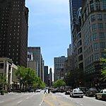 Magnificent Mile Chicago, USA