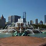 Clarence F. Buckingham Memorial Fountain Chicago, USA