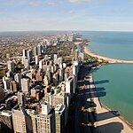 Oak Street Beach Chicago, USA