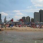North Avenue Beach Chicago, USA