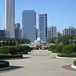 Grant Park Chicago, USA