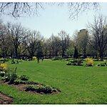 Oz Park Chicago, USA