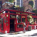 The Temple Bar Dublin, Ireland