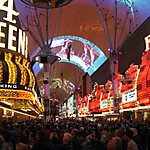 Fremont Street Experience Las Vegas, USA