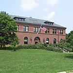 Arnold Arboretum Horticulture Library Boston, USA