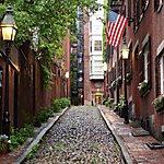 Beacon Hill Boston, USA