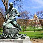 Boston Common Boston, USA