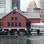 Boston Tea Party - Ships and Museum Boston, USA