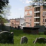 Copp's Hill Burying Ground Boston, USA