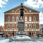 Faneuil Hall Boston, USA