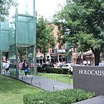 New England Holocaust Memorial Boston, USA