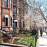 Newbury Street Boston, USA