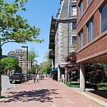 North End Boston, USA