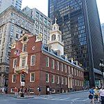 Old State House Boston, USA