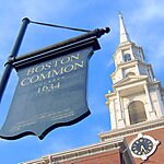 Park Street Church Boston, USA